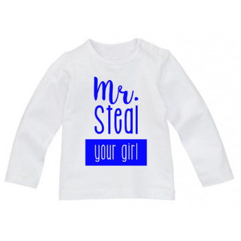 Longsleeve Mr Steal
